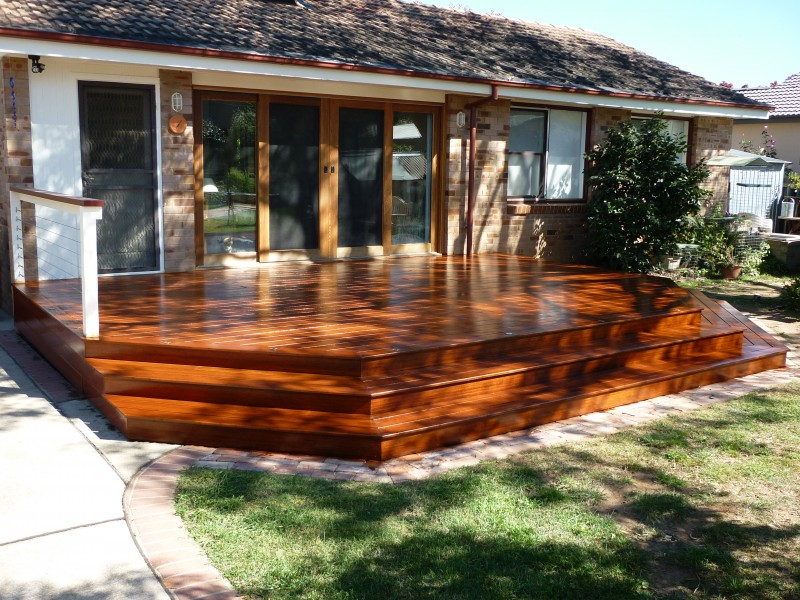 Decks & Patios | Ogne Remodeling & Roofing on Houzz Backyard Patios id=58796